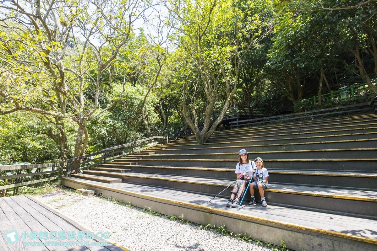[新北景點]微笑山線親子一日遊/朝山步道+桐花公園+親子餐廳/拋下3C帶著小孩一起綠能玩山趣