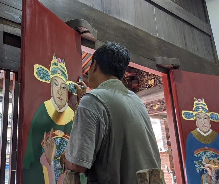 板橋放送所+板橋迪毅堂+板橋美食/2020全國古蹟日/一次給你親子+美食+歷史之旅