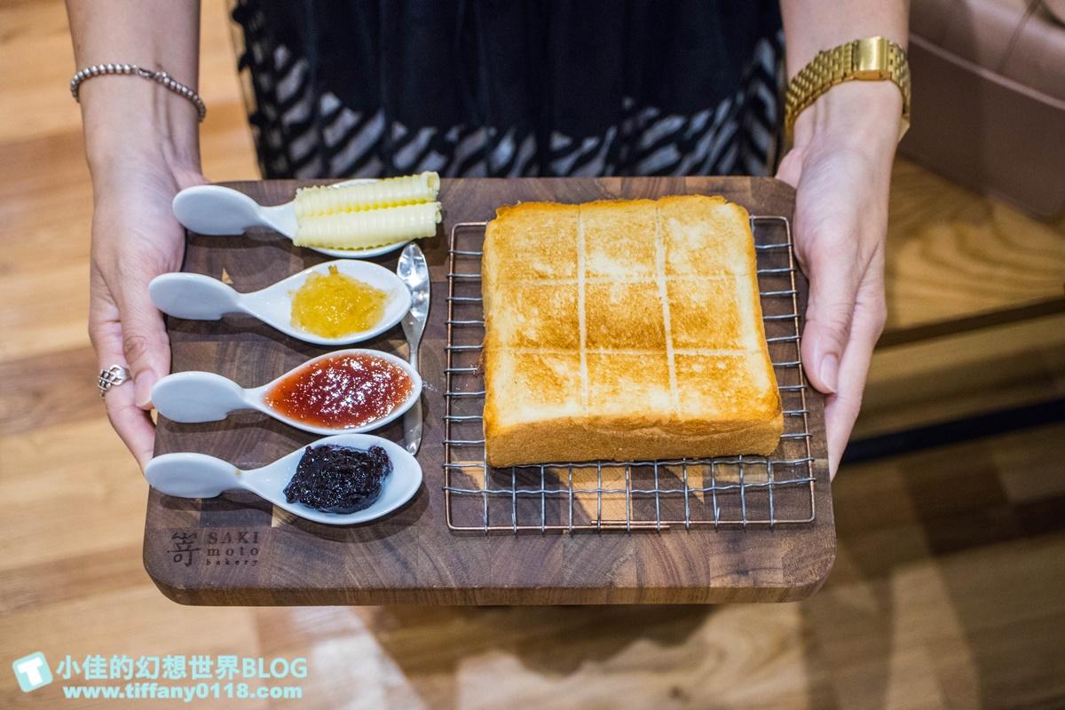 [台北美食]嵜本吐司/線上訂位、整條吐司購買方式、完整菜單/ 嵜本SAKImoto Bakery 101店