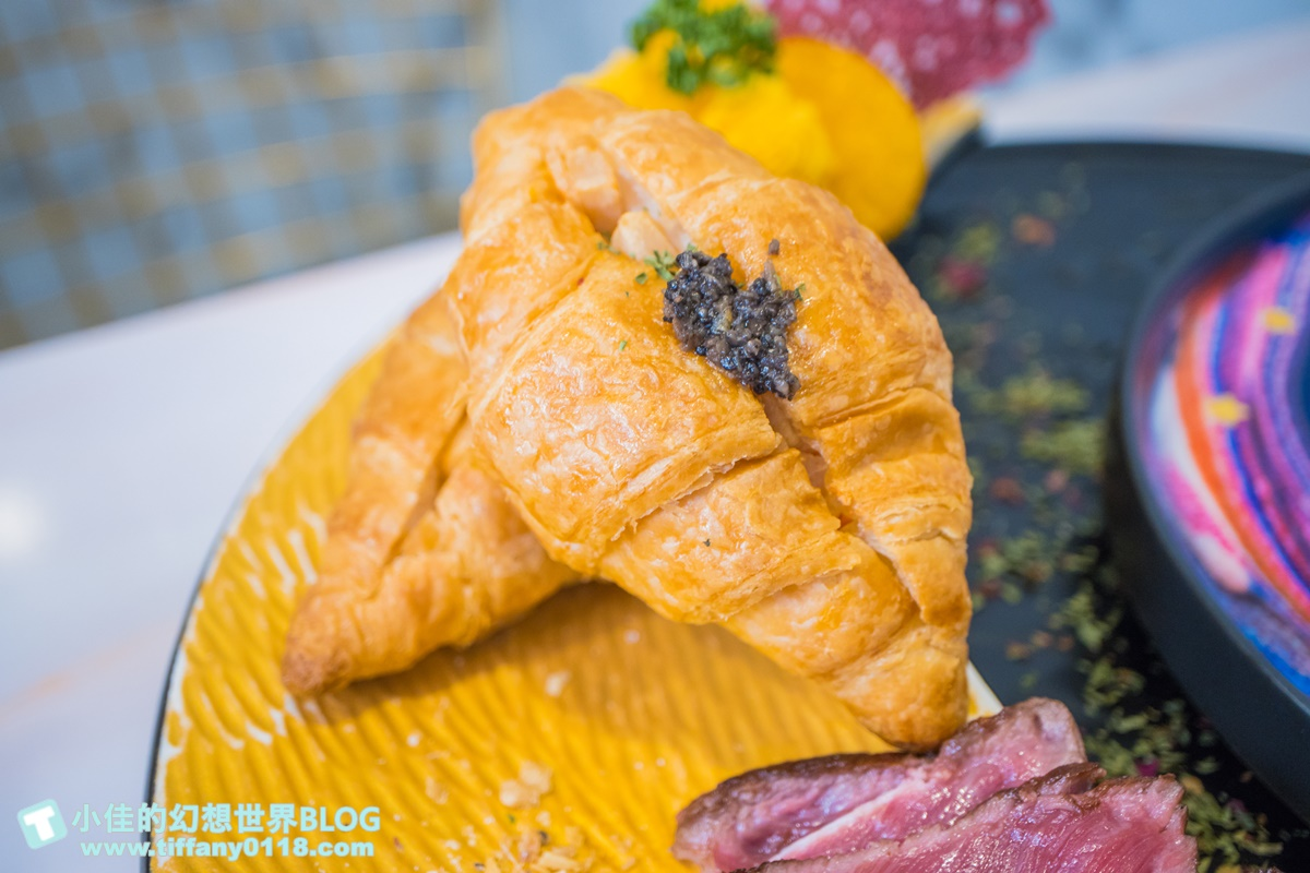 [台北美食]BFF Gossip Brunch公館早午餐/台北網美早午餐推薦/星空牛排好拍又好吃