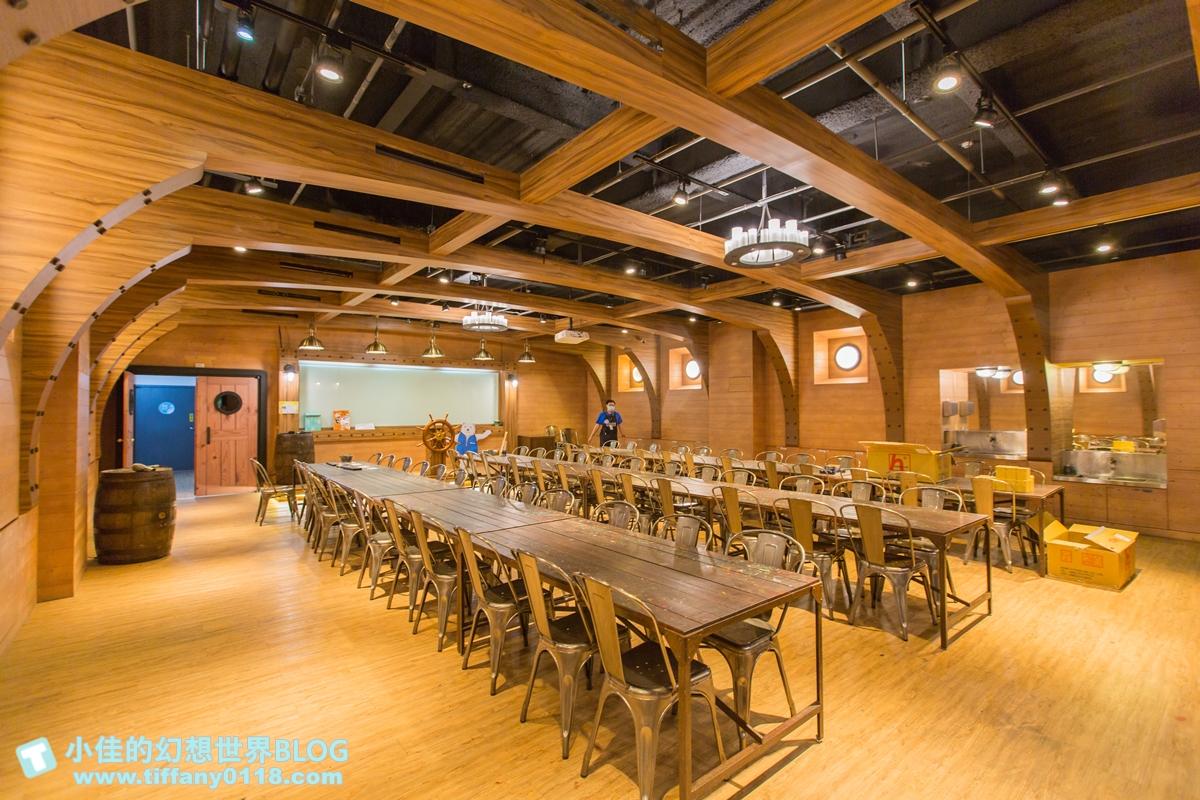 [台中景點]寶熊漁樂碼頭/全球唯一巨無霸釣魚機/3D劇場、DIY、虛擬釣場/台中室內景點推薦/寶熊觀光工廠