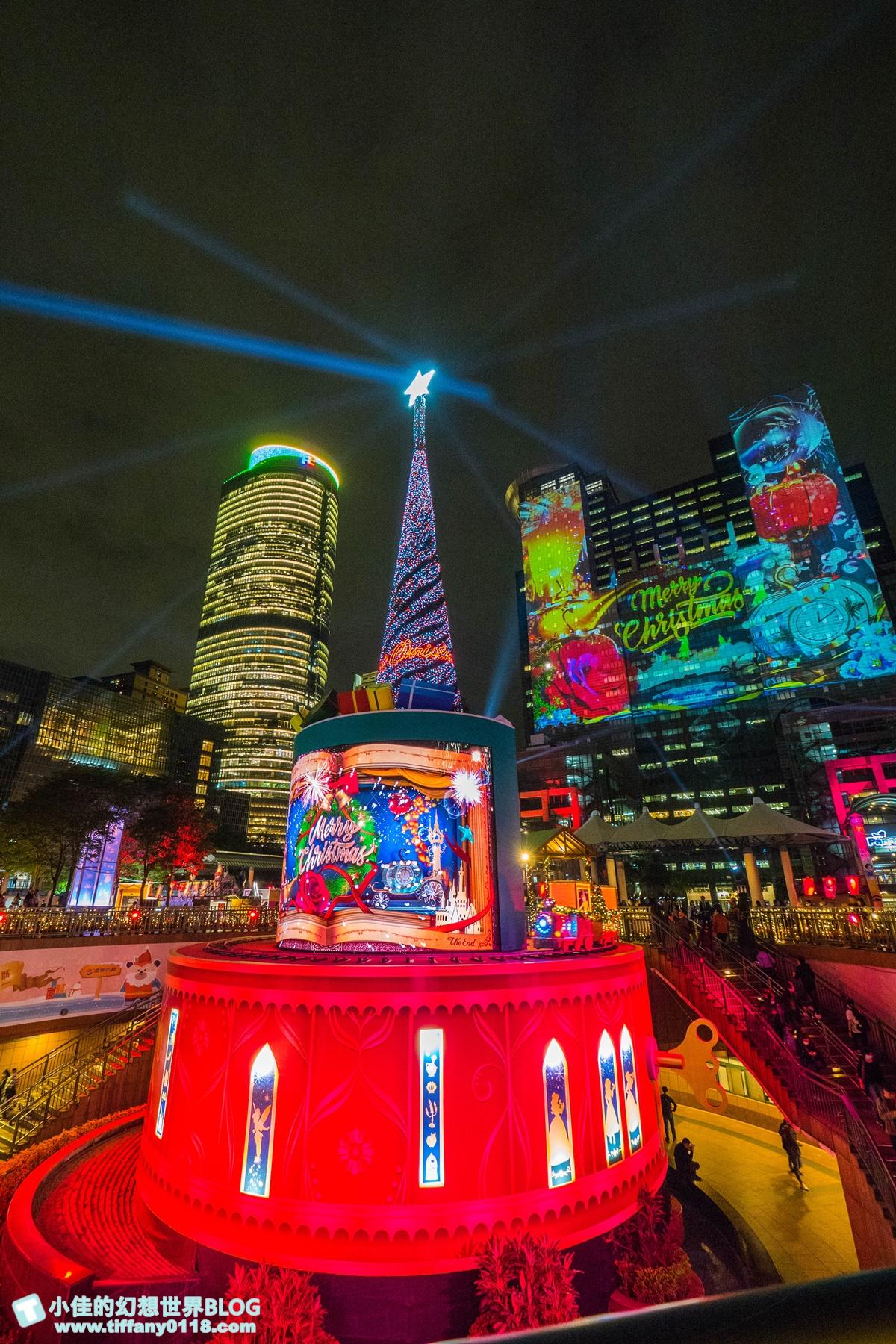 2020新北耶誕城x迪士尼/四大燈區+八大絕美燈廊+迪士尼裝置藝術總整理/教你怎麼玩怎麼去
