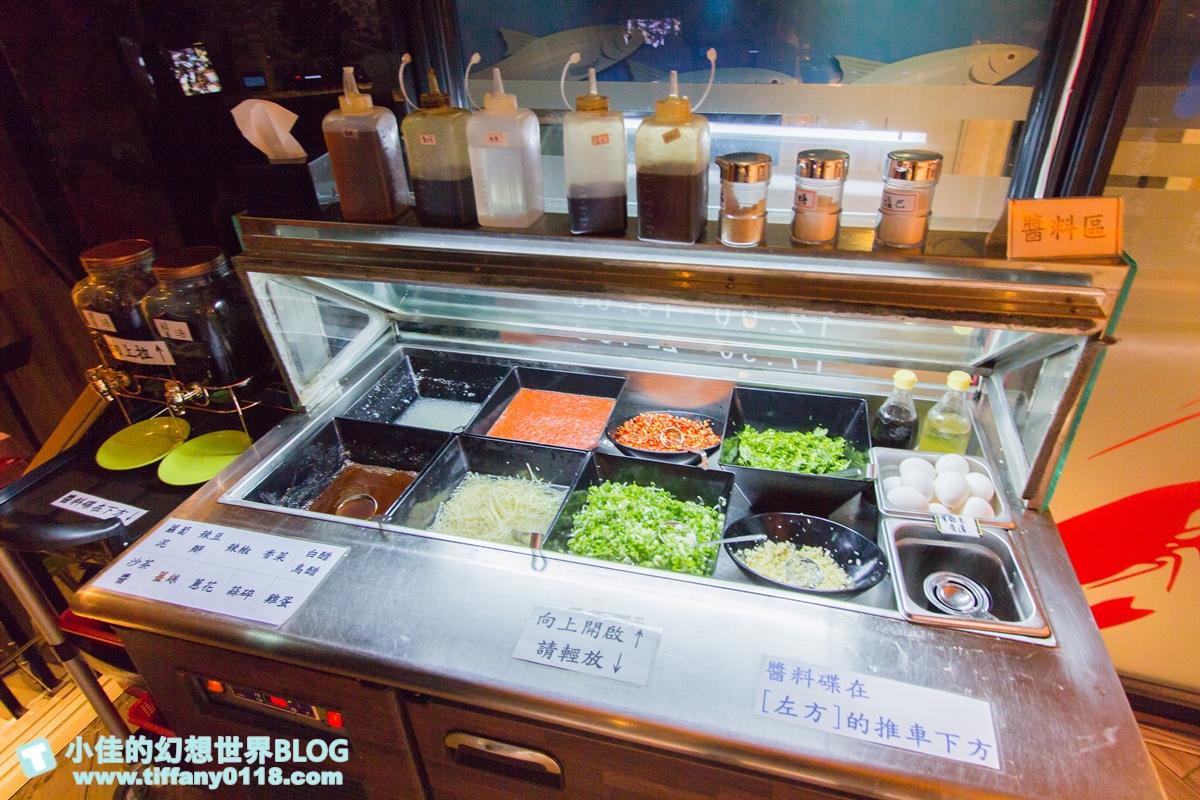 [台北火鍋推薦]嗨蝦蝦百匯鍋物吃到飽/火鍋+生魚片+熟食,超過百種食材任你吃到飽