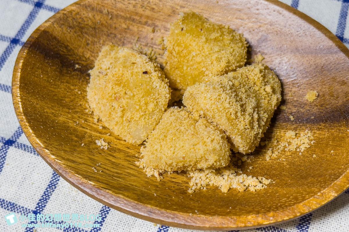[台北美食]行天宮不老麻糬/六種口味一顆10元大顆餡多又好吃/行天宮排隊人氣銅板美食