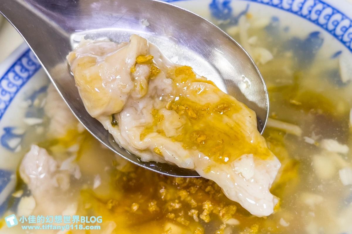 [宜蘭羅東美食]北門蒜味肉羹(附菜單)/傳承上一代肉羹的老味道/宜蘭羅東美食推薦