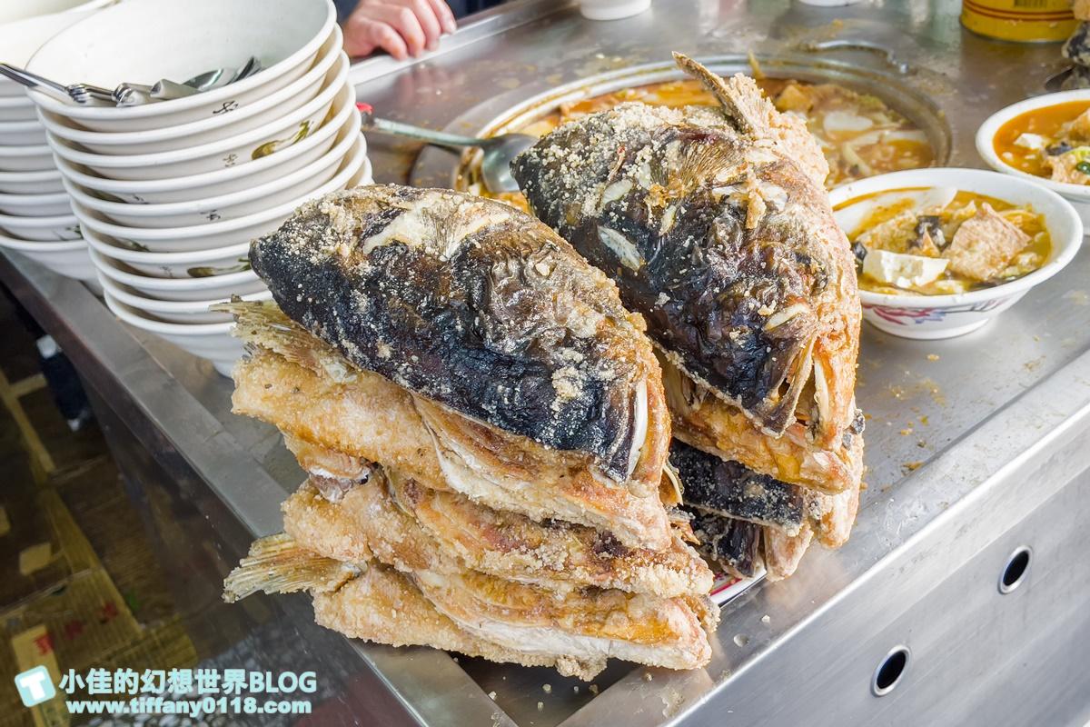 [嘉義美食]北門沙鍋魚頭(附菜單)/在地人都推這家/加湯免費/跟林聰明沙鍋魚頭各有支持者