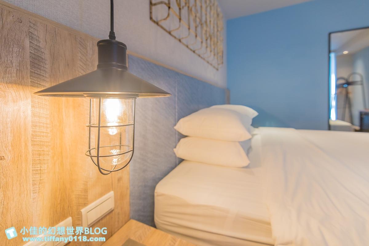 [台南住宿]暖時逸旅/文青風格的復古溫暖房型/國華街和赤崁樓就在隔壁/地理位置超棒